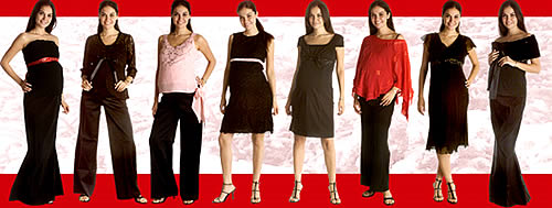 Mimi Maternity clothing.